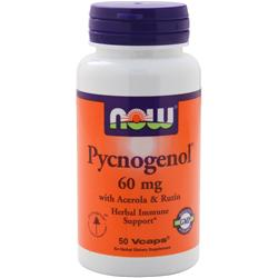 NOW Pycnogenol (60mg) 50 vcaps