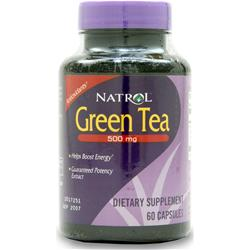 NATROL Green Tea (500mg) 60 caps