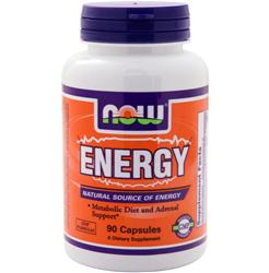 NOW Energy 90 caps