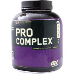 OPTIMUM NUTRITION Pro Complex Rich Milk Chocolate 4.6 lbs