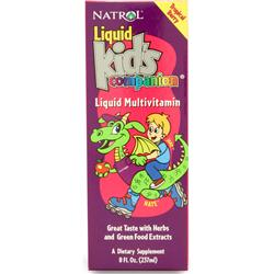 NATROL Liquid Kid's Companion Tropical Berry 8 fl.oz
