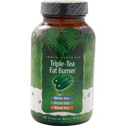 IRWIN NATURALS Triple-Tea Fat Burner 75 sgels