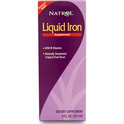 NATROL Liquid Iron 8 fl.oz