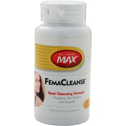 NATURAL MAX FemaCleanse 60 caps