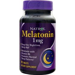 Natrol Melatonin (1mg) 90 tabs