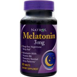 Natrol Melatonin (3mg) 60 tabs