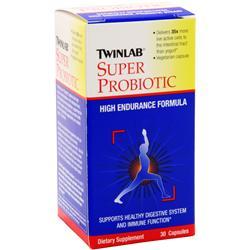 TWINLAB Super Probiotic 30 vcaps