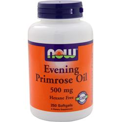Now Evening Primrose Oil (500mg) 250 sgels