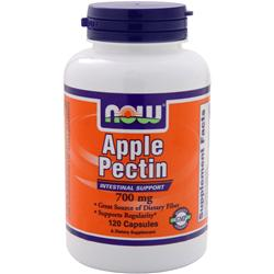 NOW Apple Pectin 120 caps