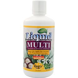 COUNTRY LIFE Food Based Liquid Multi Mango 32 fl.oz