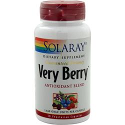 SOLARAY Very Berry 30 vcaps
