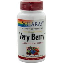 Solaray Very Berry 30 vcaps