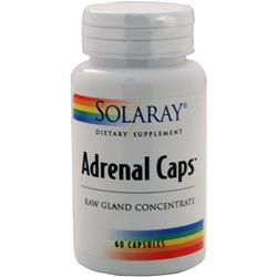 SOLARAY Adrenal Caps 60 caps