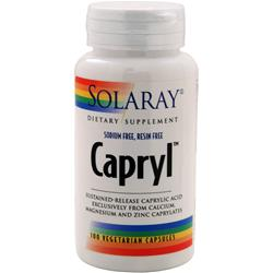 Solaray Capryl 100 vcaps