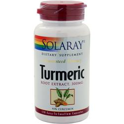 SOLARAY Turmeric (300mg) 120 caps