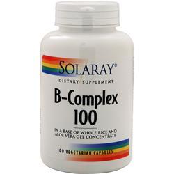 Solaray B-Complex 100 100 vcaps