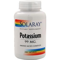 Solaray Potassium (99mg) 200 caps