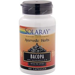 SOLARAY Bacopa 60 caps