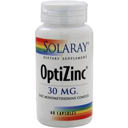 Solaray OptiZinc (30mg) 60 caps
