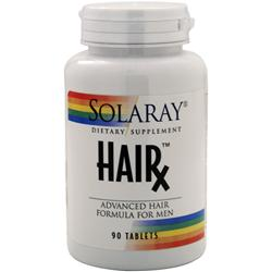 Solaray Hairx for Men 90 tabs