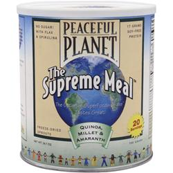 Solaray The Supreme Meal 24.7 oz