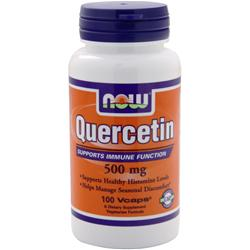 Now Quercetin (500mg) 100 vcaps