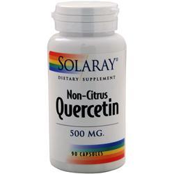 SOLARAY Non-Citrus Quercetin 90 caps