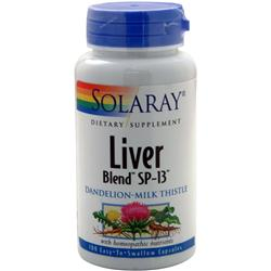 Solaray Liver Blend SP-13 100 caps