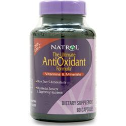 NATROL Ultimate Antioxidant Formula 60 caps