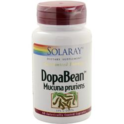 SOLARAY DopaBean 60 caps