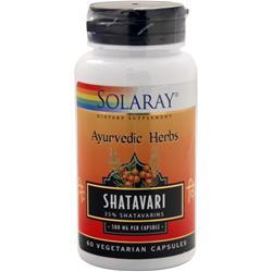 Solaray Shatavari 60 vcaps