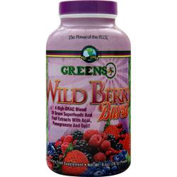 GREENS PLUS Greens Plus Wild Berry Burst 9.4 oz