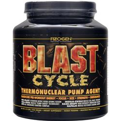 FIZOGEN BLAST Cycle Fruit Punch Best By 6/13 2.3 lbs