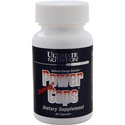 ULTIMATE NUTRITION Power Caps 90 caps