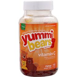 YUMMI BEARS Vitamin C 132 bears
