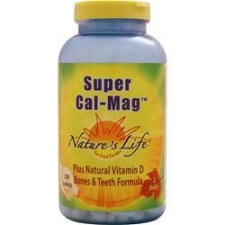 Nature's Life Super Cal-Mag 250 tabs