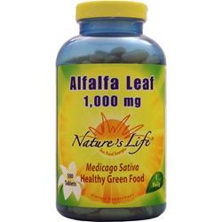 Nature's Life Alfalfa Leaf 500 tabs