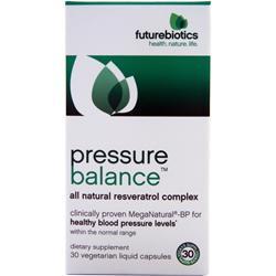 Futurebiotics Pressure Balance 30 vcaps