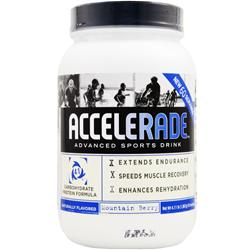 PACIFIC HEALTH Accelerade Mountain Berry 4.11 lbs