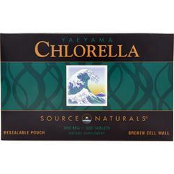 Source Naturals Yaeyama Chlorella 300 tabs