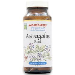 NATURE'S HERBS Astragalus Root 100 caps