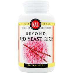 KAL Beyond Red Yeast Rice 60 tabs