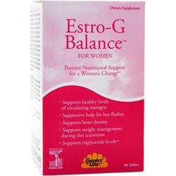 Country Life Estro-G Balance for Women 60 tabs