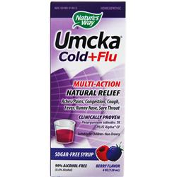 NATURE'S WAY Umcka Cold & Flu Berry 4 oz