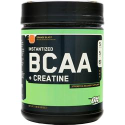 OPTIMUM NUTRITION Instantized BCAA & Creatine Orange 738 grams