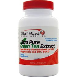 STARMARK LABS Ultra Pure Green Tea Extract 60 caps