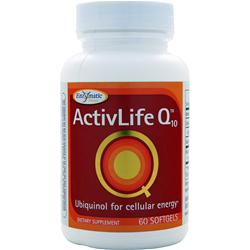 ENZYMATIC THERAPY ActivLife Q10 - Ubiquinol (50mg) 60 sgels