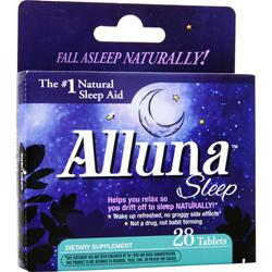 Enzymatic Therapy Alluna Sleep 28 tabs