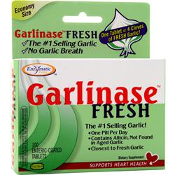 Enzymatic Therapy Garlinase Fresh 100 tabs