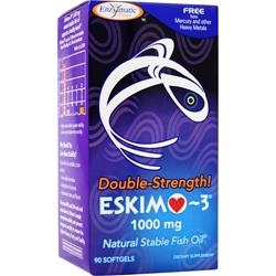 ENZYMATIC THERAPY Double Strength Eskimo-3 (1000mg) 90 sgels